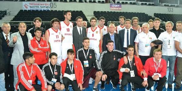 Türkiye, Zihinsel Engelliler Dünya Şampiyonasi'nda Grubunda Sonuncu Oldu