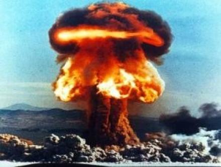 Türkiye'de Atom Bombası