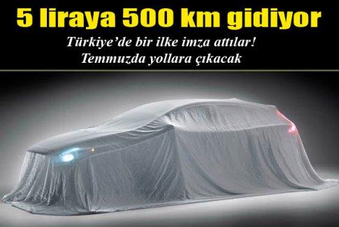 Türkiye'de bir ilke imza attılar!