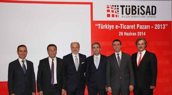 Türkiye'de E-ticaret Hacmi 14 Milyar Liraya Ulaştı