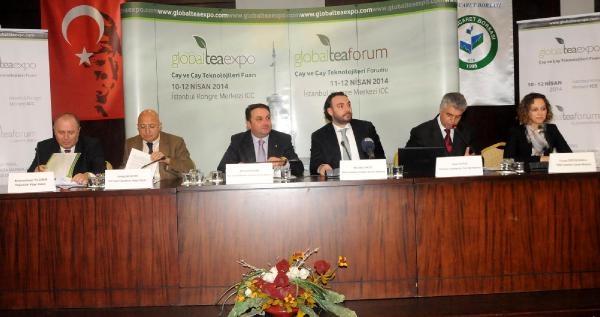 Türkiye'de İlk Kez Çay Ve Çay Teknolojileri Fuarı Düzenlenecek