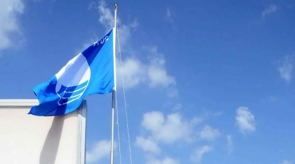 Türkiye'de Mavi Bayraklı Plaj Sayısı 397'ye Çikti