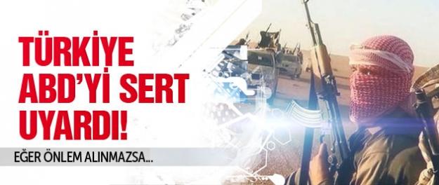Türkiye'den ABD'ye kritik IŞİD uyarı!