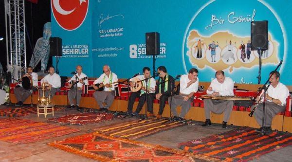 Türkiye'nin En Uzun Festivalinde Urfalılar Gecesi