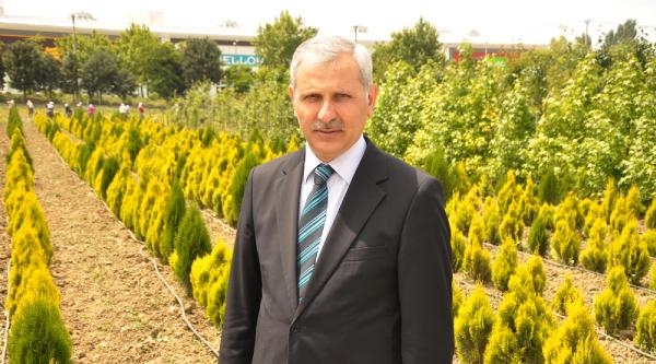 Türkiye'nin 'fidan Fabrikası'