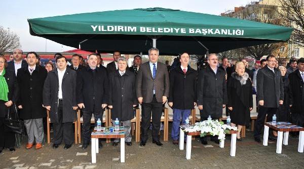 Türkiye'Nin Ilk Engelli Ana Okulu Bursa'Da Yapiliyor