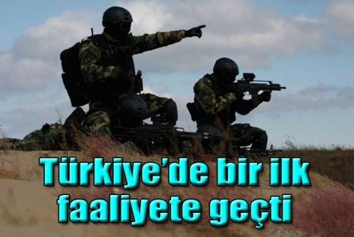 Türkiye'nin ilk özel askeri eğitim ve savunma şirketi faaliyete geçti