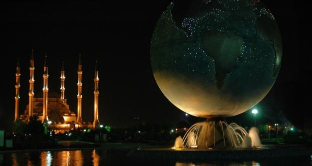 Türkiye'nin ve Ortadoğu'nun en büyük camisinin sırrı...