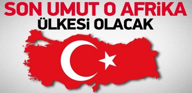 Türkiye'nin yeni rotası Angola olacak
