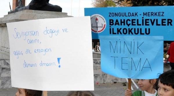 Türkiye'nin Yüzde 86'si Erozyon Riskiyle Karşi Karşiya