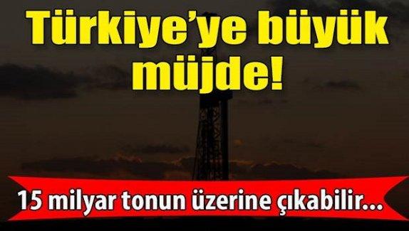 Türkiye'ye büyük müjde!