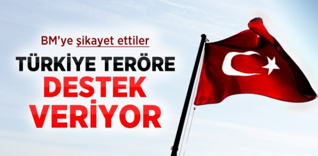 Türkiye'yi BM'ye şikayet ettiler!