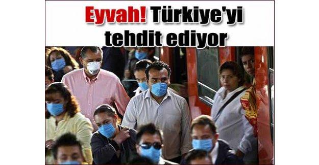 Türkiye'yi tehdit ediyor