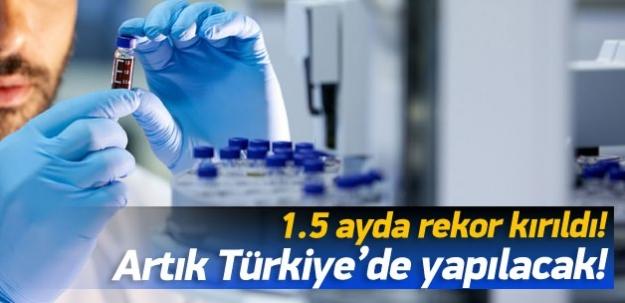 Türkkök projesine 1.5 ayda rekor bağış