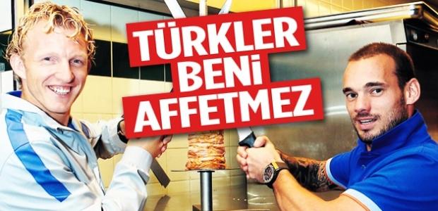 Türkler beni affetmez!