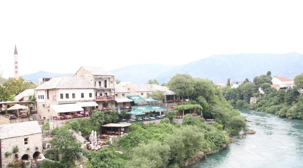 """""""türkler Hafta Sonlarını Değerlendirmek İçin Bosna Hersek'e Gidiyor"""""""