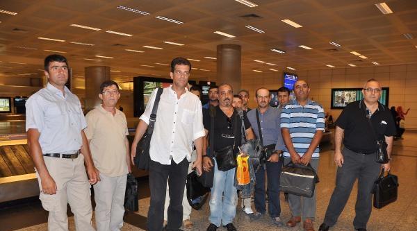 Türkler Irak'tan Dönüyor