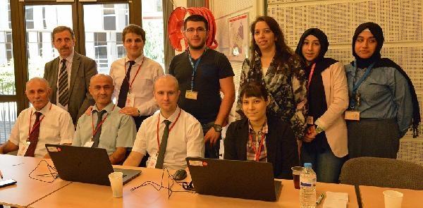 Türkler Strasburg'da Seçimlere Büyük İlgi Gösterdi