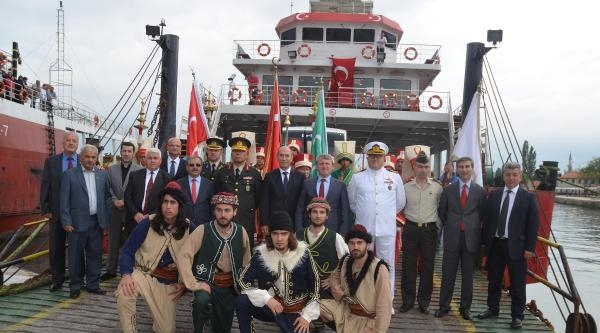 Türkler'in Rumeliye İlk Geçişlerinin 660. Yıldönümü Çardak Ve Gelibolu'da Kutlandı