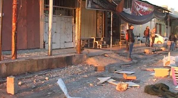 Türkmen Ilçede Kanli Saldiri Önlendi