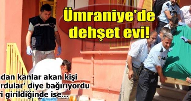 Türkmenistanlı 3 kişiyi başlarından vurdular