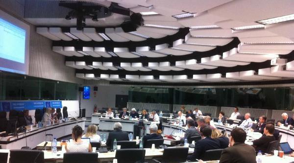 Türkonfed Avrupa Kobi Birliği İdari Konseyi'nde