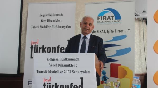 Türkonfed Başkanı Onatça: Doğudaki Kalkınma Batıyı Da Büyütüyor
