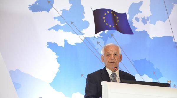 Türkonfed Başkanı Onatça: Kobi'lerimiz Avrupa Gündeminde Yer Alabilecek