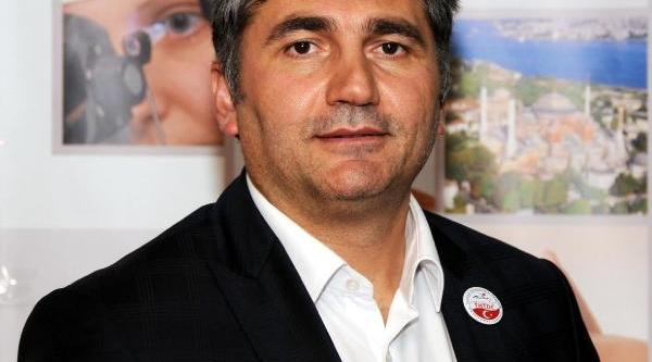 Türsab Başkan Adayindan Turizm Ticaret Odasi Projesi