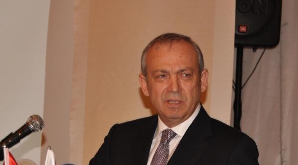 Tüsiad Başkanı Yılmaz Bursa'da Vergi Rekortmeni