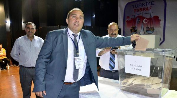 Tüspaf Başkanı Karaca: Büyük Marketler Şehir Dışına Taşınmalı