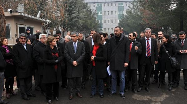 Tutuklu 5 Milletvekili, Anayasa Mahkemesi'ne Başvurdu  (2)