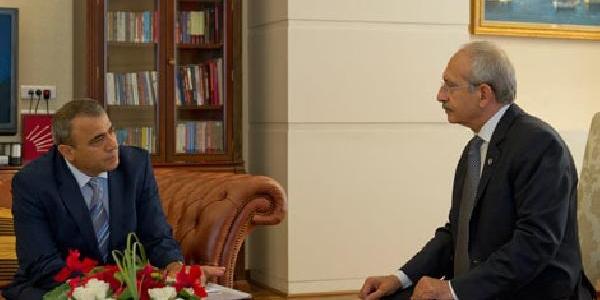 Tutuklu Teğmen Mehmet Çelebi'nin Babasindan Kiliçdaroğlu'na Teşekkür Ziyareti