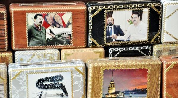 Tütün Kutularinda Öcalan, Tatlises, Şivan Perwer, Polat Alemdar Fotoğraflari