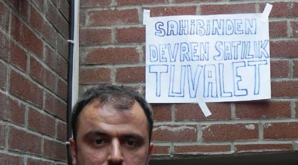 Tuvalet İşletmecisi Oruç: Vatandaşın Tuvalete Gidecek Parası Kalmamış