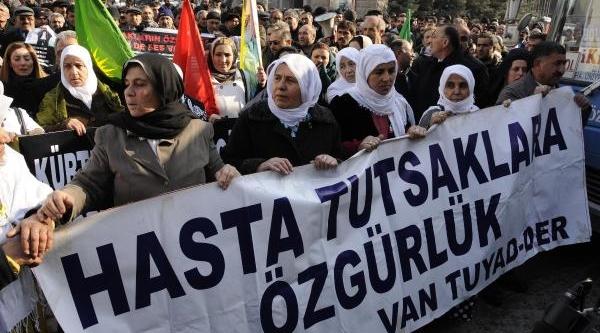 Tuyad- Der, Hasta Tutuklu Ve Hükümlülere Dikkat Çekti