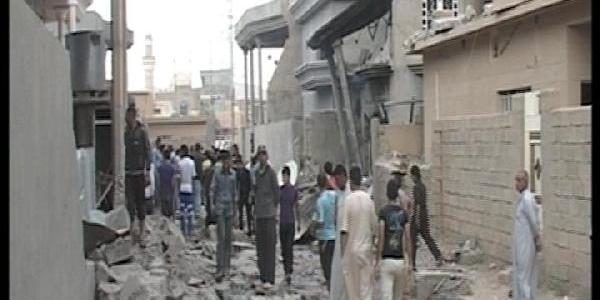 Tuzhurmatu'da 3 Bombali Saldiri: 6 Kişi Öldü, 38 Kişi Yaralandi