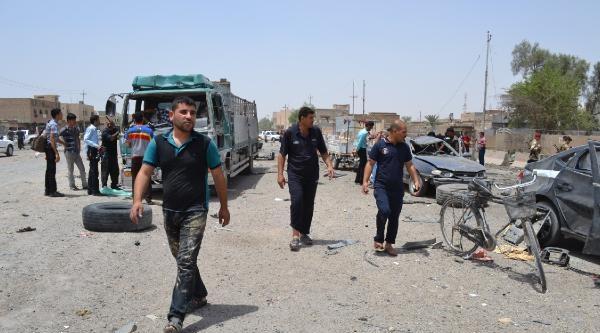 Tuzhurmatu'da Türkmenlerin Polis Noktasında Bombalar Patladı: 24 Ölü, 130 Yaralı/ Fotoğraflar