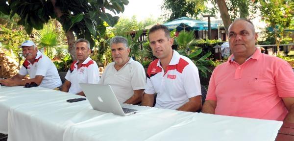 Tvf Nestea Pro Beach Türkiye Şampiyonasi Antalya'da Başlıyor