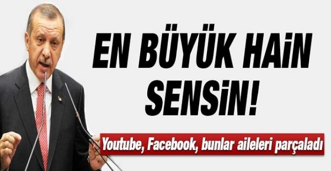 Twitter'dan sonra, Youtube ve Facebook'ta kapanacak mı? Başbakan Erdoğan açıkladı...