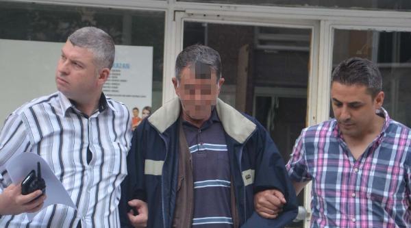Üç Çocuğa Cinsel İstismardan Tutuklandı