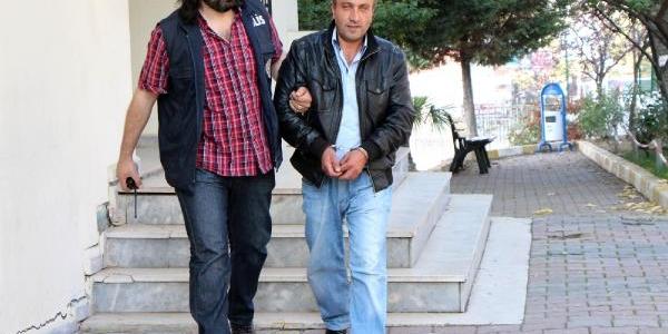 Üç Yildir Kaçan Murat Parlak Yakalandi