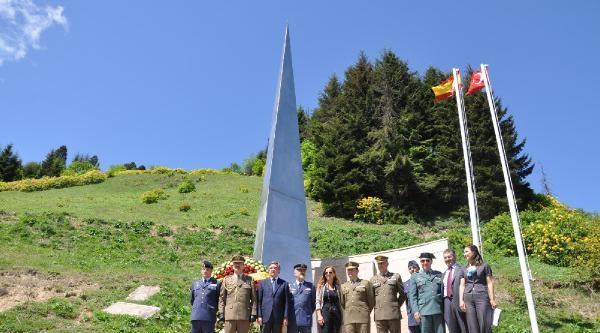 Uçak Kazası Kurbanı İspanyol Askerleri İçin, Bu Yıl Anma Töreni Yapılmayacak