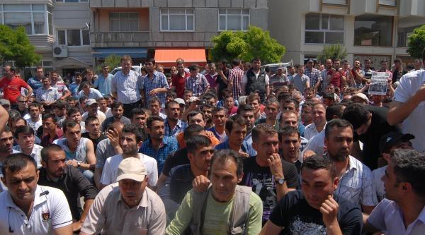 Ücretleri Ödenmeyen Somalı Madenciler Eylem Başlattı