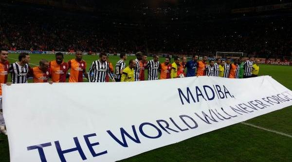 Uefa'dan Mandela Için Tören