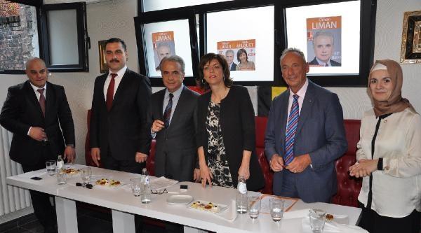 Uetd Belçika Siyasetçilerle Buluştu