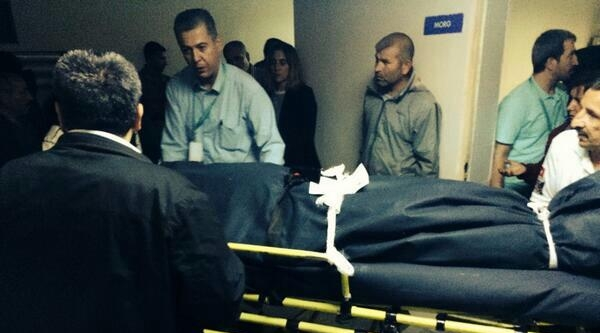 Uğur Kurt'un Cenazesi Otopsi İçin Adli Tıp Kurumu Morguna Götürüldü