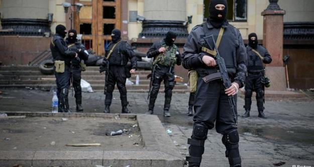 Ukrayna'da savaş başladı!