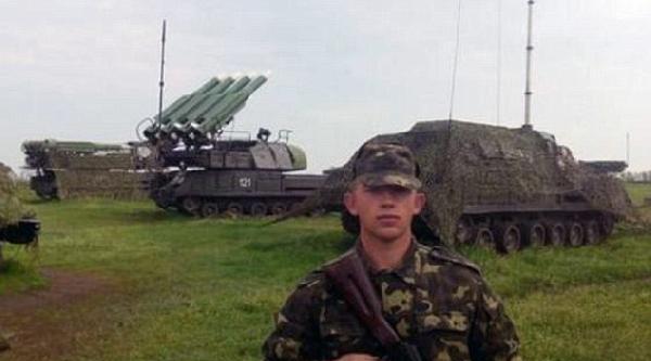 Ukraynalı Ayrılıkçıların Elinde Uçaksavar Füzesi Bulunduğunu Gösteren İlk Fotoğraf Ortaya Çikti