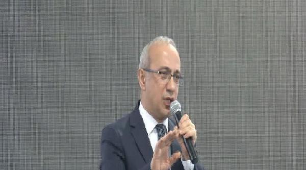Ulaştırma, Denizcilik Ve Haberleşme Bakanı Lütfi Elvan Pendik'te Konuştu